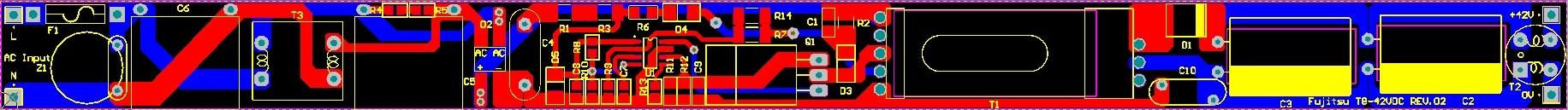 รับออกแบบและจัดทำ PCB